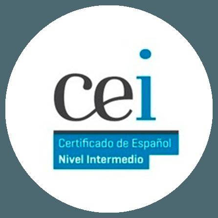 Curso online español certificación CEI Argentina